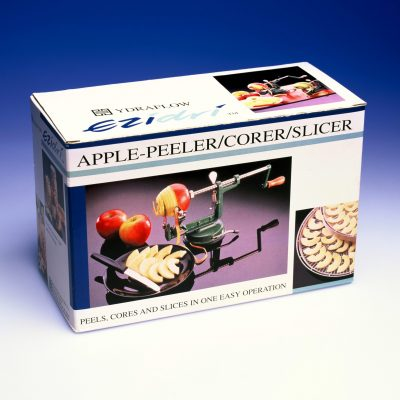 Ezidri Accessories Apple Peeler, Corer, Slicer